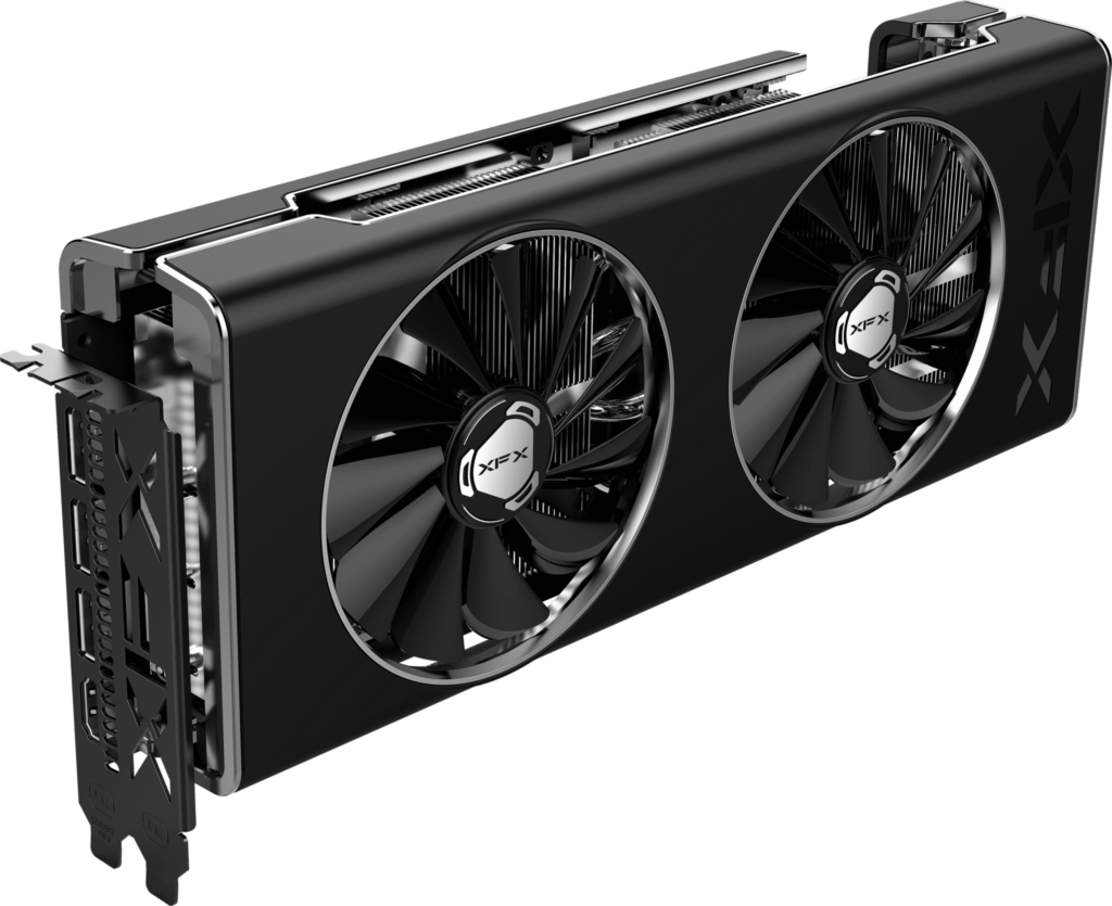 XFX AMD Radeon RX 5700 XT THICC II is here
