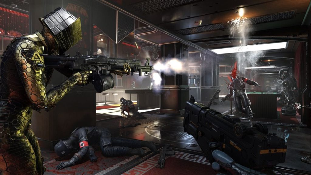 Wolfenstein Youngblood Review: This Apple Has Fallen Far From the Tree