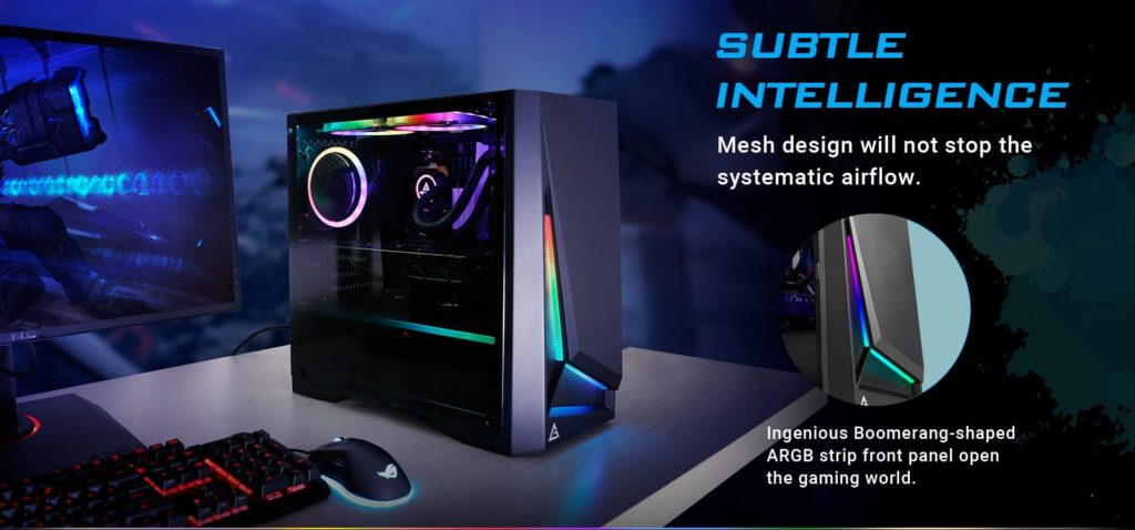 Best PC Cases For Gaming Rig in 2019