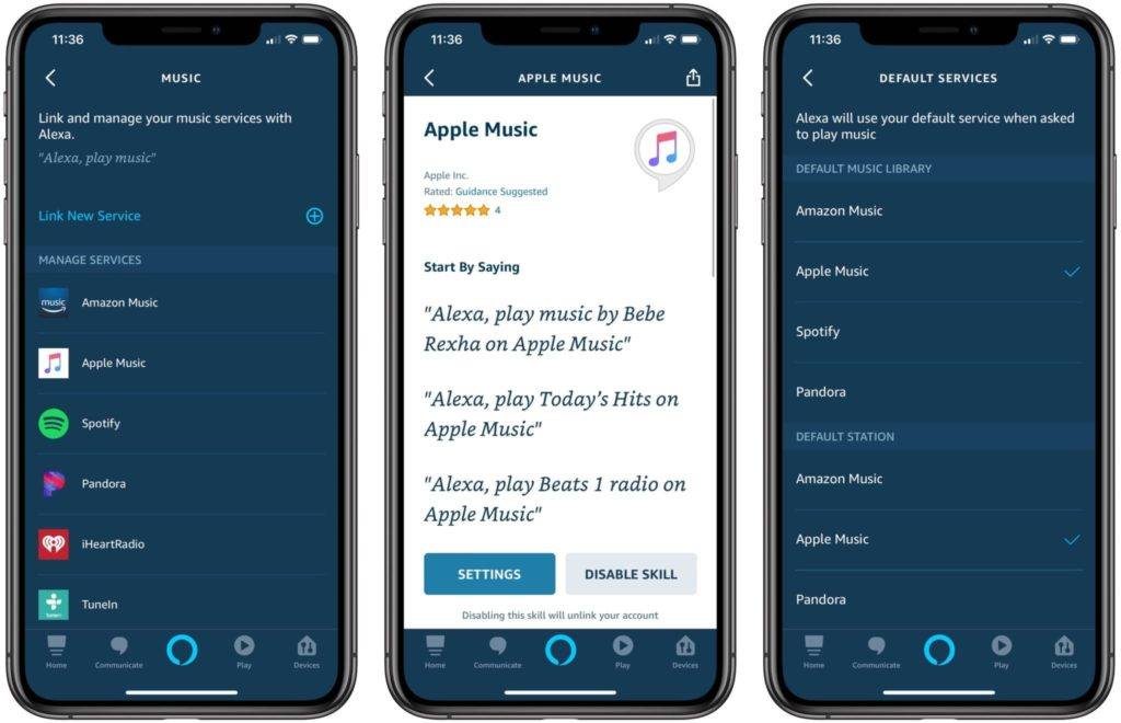 Now play songs using Apple Music on your Alexa enabled device in India