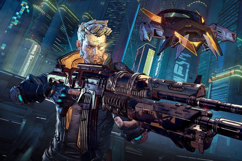 Gearbox Claims that Borderlands 3 had 2x the Peak Concurrent PC players of Borderlands 2