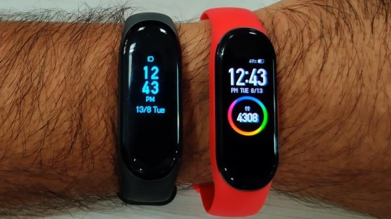 Mi Band 4 with AMOLED Launches In India For Rs. 2,299 - New Features & Specs