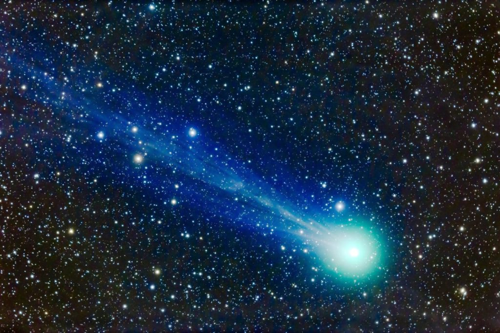 Comet Lovejoy, although this was not an Interstellar Object