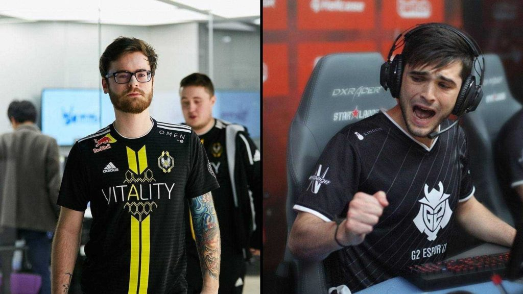 Roster Move Shox and NBK