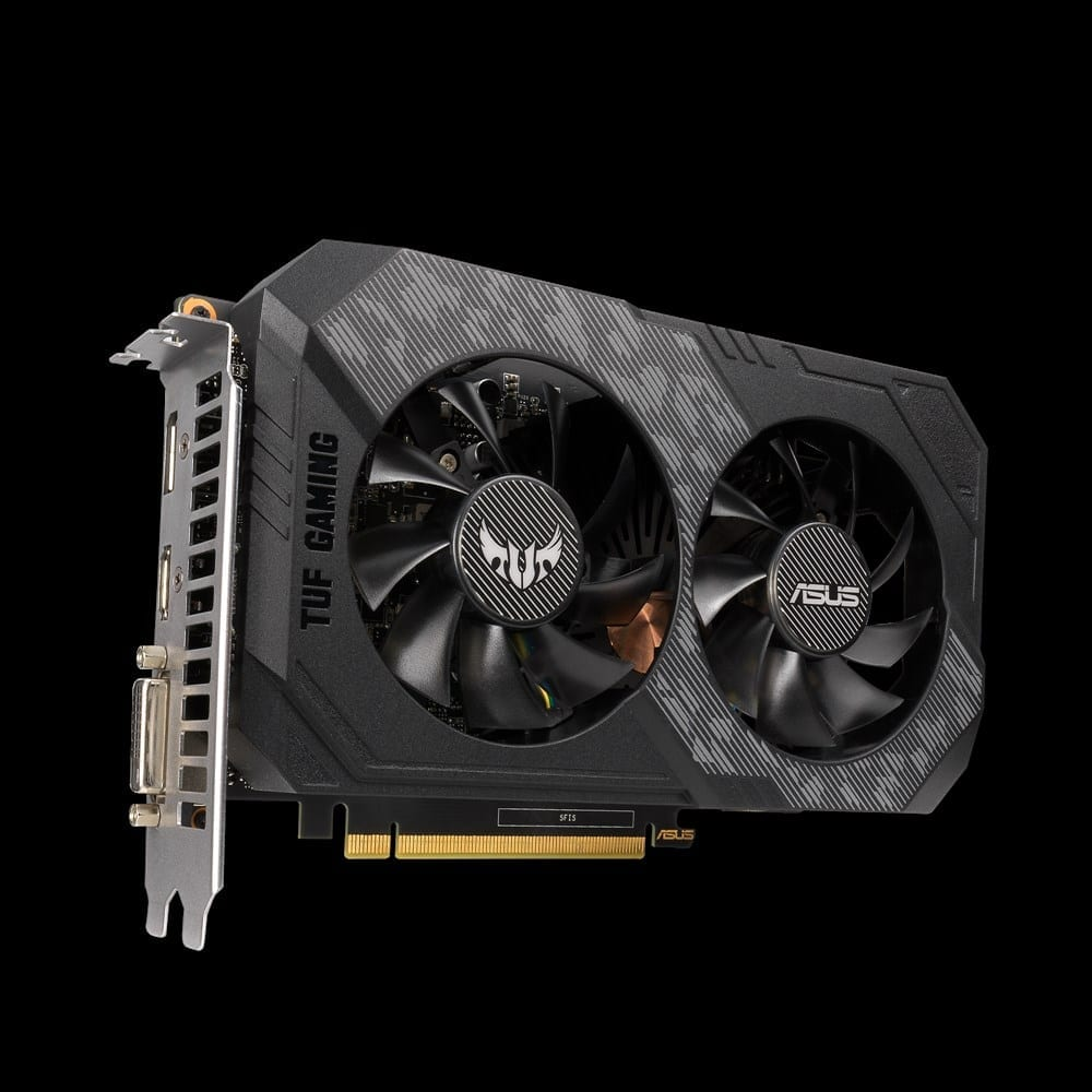 Asus TUF Gaming GTX 1660 6GB on Sale for just Rs. 15,999