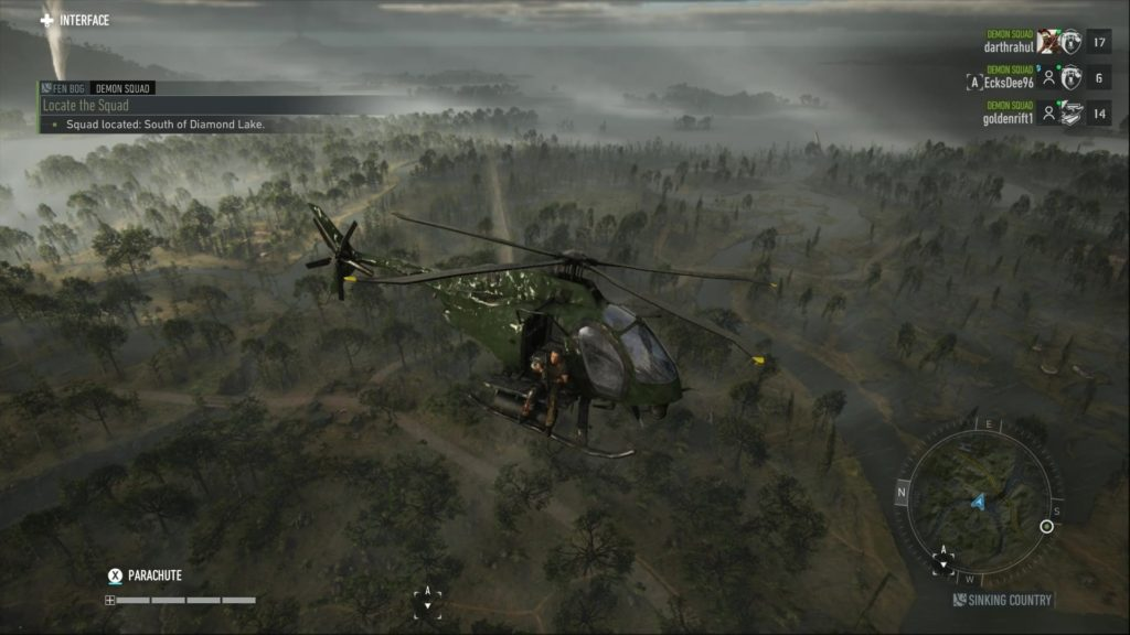 Ghost Recon Breakpoint screenshot