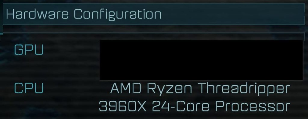 3rd Gen AMD Ryzen Threadripper 3960X with 24 Cores Spotted on Ashes of the Singularity Benchmark