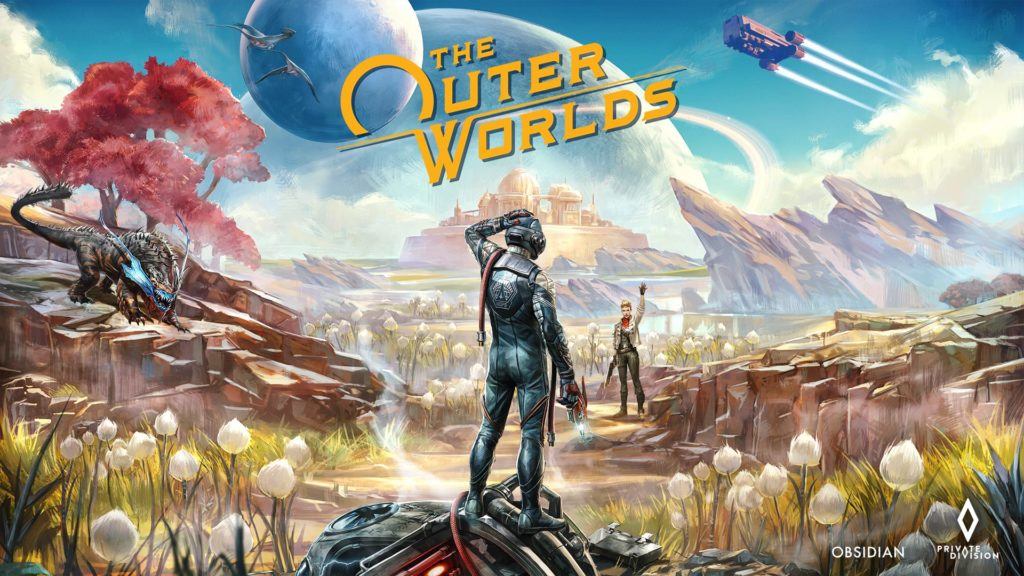 The Outer Worlds | Obsidian | Best Game RPG