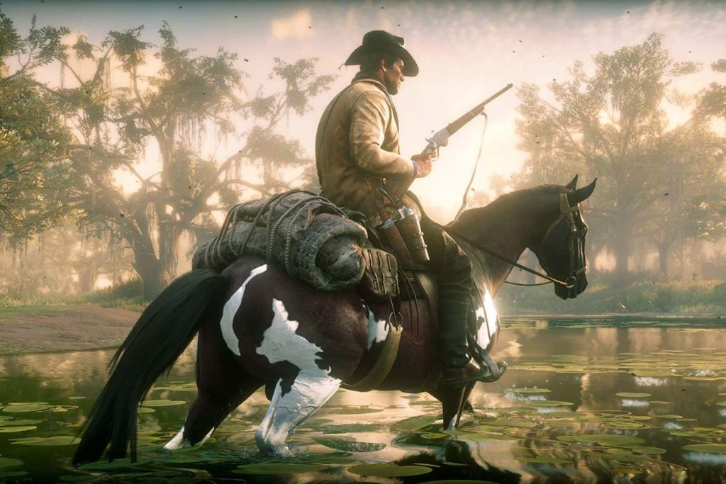 Check out Red Dead Redemption 2's PC requirements