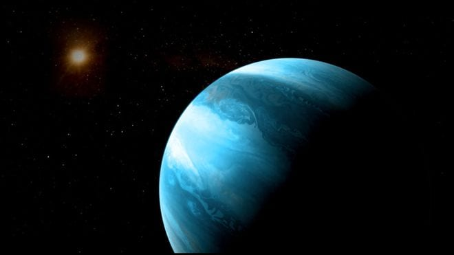 A Giant Planet Discovered That Scientists Say Should Not Exist