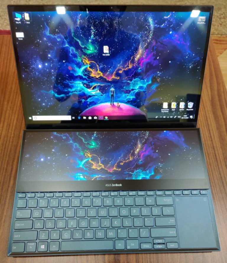 Review: Asus Zenbook Pro Duo – Ushering in a new era of laptops?