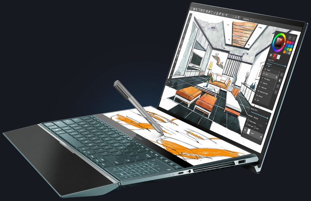 Review: Asus Zenbook Pro Duo - Ushering in a new era of laptops?