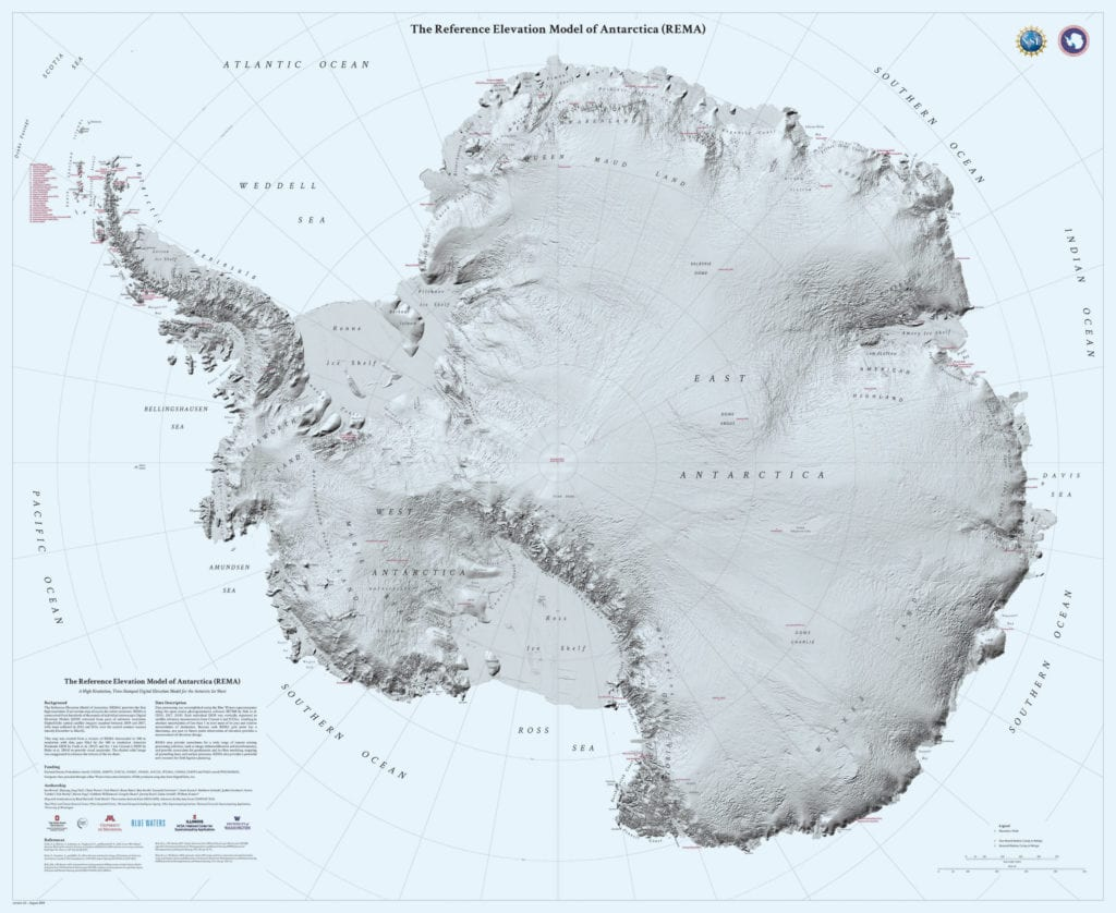 Deepest Point Of Land Found In Antarctica