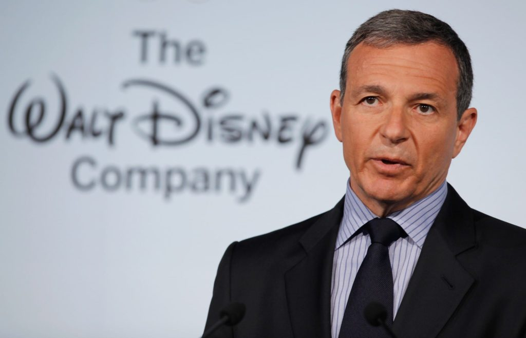 Bob Iger - CEO of The Walt Disney Company