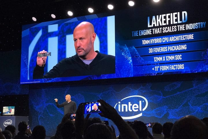 Intel CES 2020 Tiger Lake