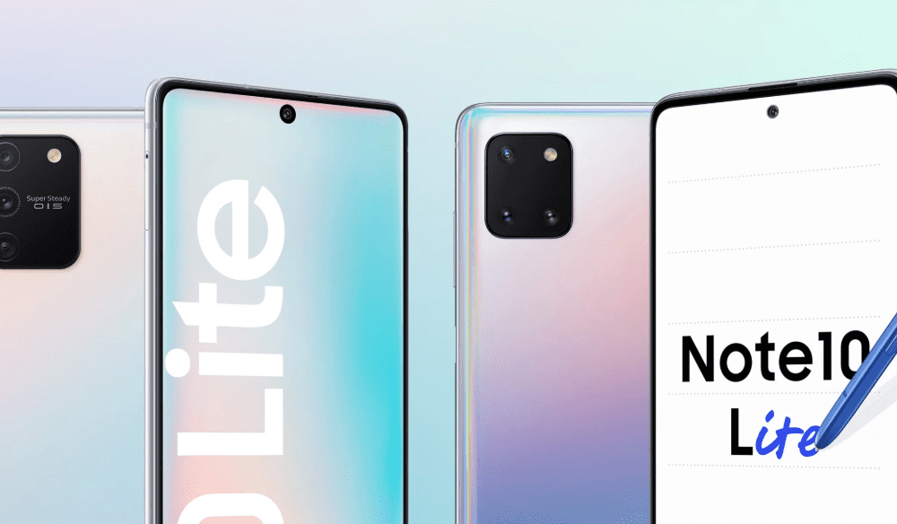 Samsung Galaxy Note 10 Lite Launched in India
