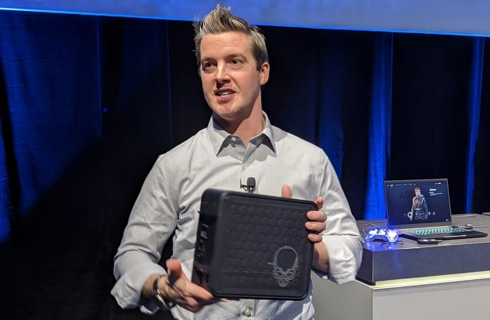 Intel announced the NUC 9 Extreme and Pro modular platform at the CES 2020...