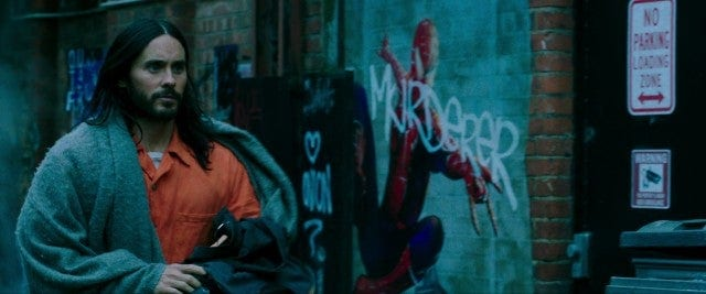 Can Jared Leto's Morbius Save Sony's Spiderverse?