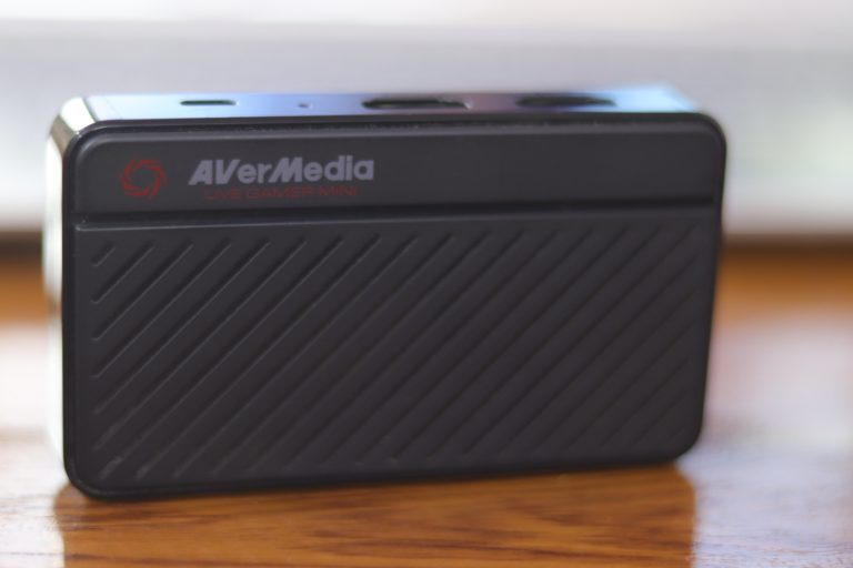 AVerMedia GC311 Live Gamer Mini Capture Card Review – Livestreaming On a Budget