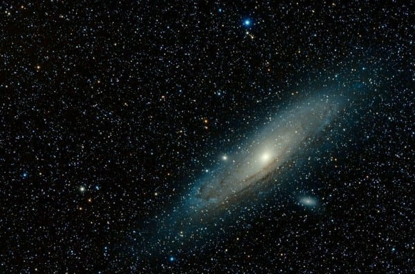 Scientists Discover Breathable Oxygen In A Galaxy Far Away