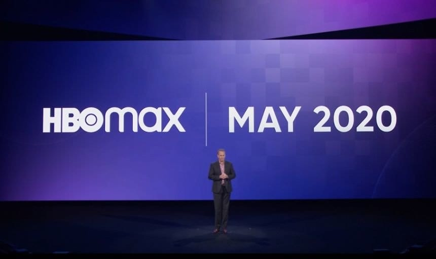 HBO MAX LAUNCH