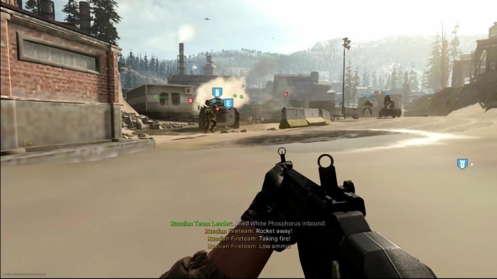 Bad/Missing Textures in CoD Modern Warfare 2019