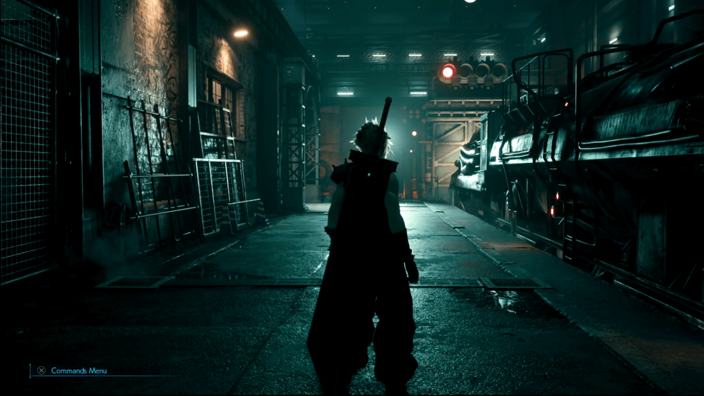 Final Fantasy 7 Remake - Cloud