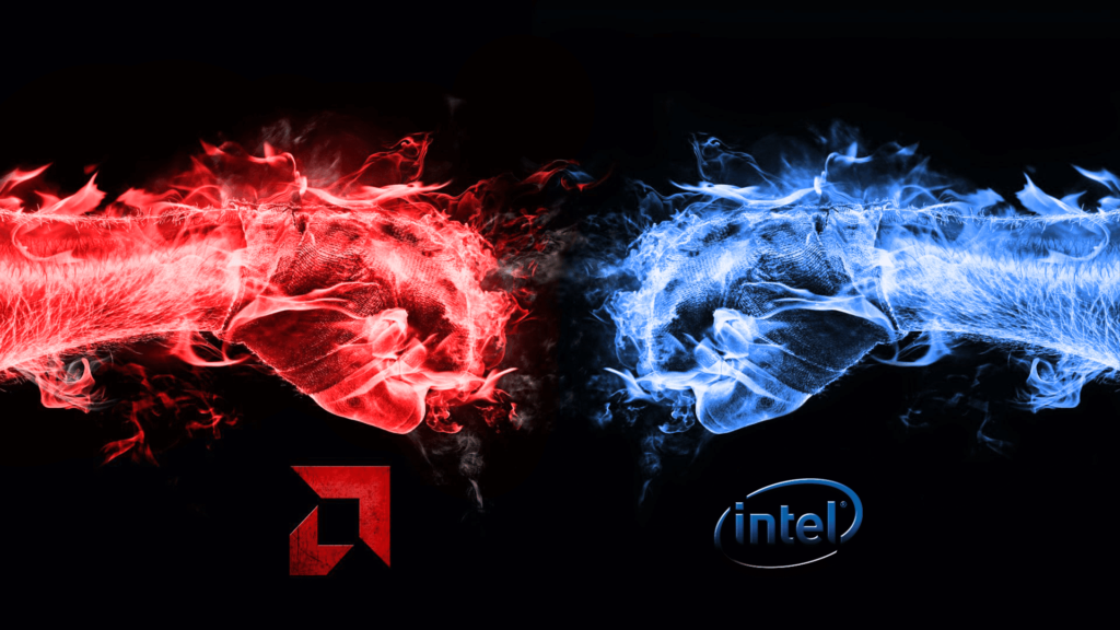 AMD Ryzen vs Intel 10th gen Comet Lake
