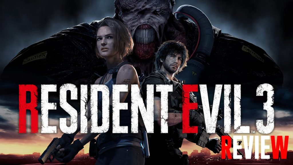 Resident Evil 3 Review - TechQuila