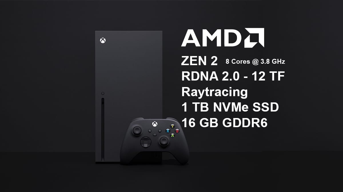 Xbox Series X Full Specifications And Game Demos Revealed Rdna 2 Nvme Ssd And More Techquila