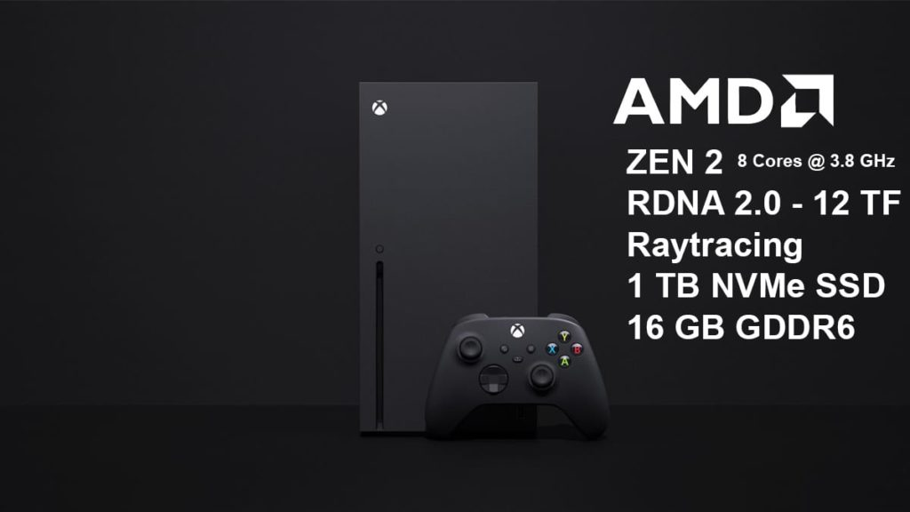 Xbox Series X Full Specifications