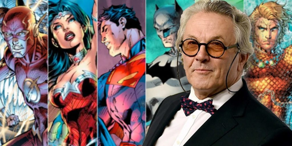 george miller justice league mortal movie facts