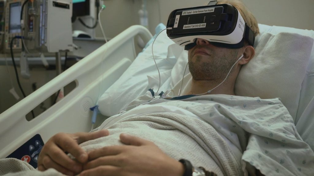 A New Vision In Healthcare With Virtual Reality