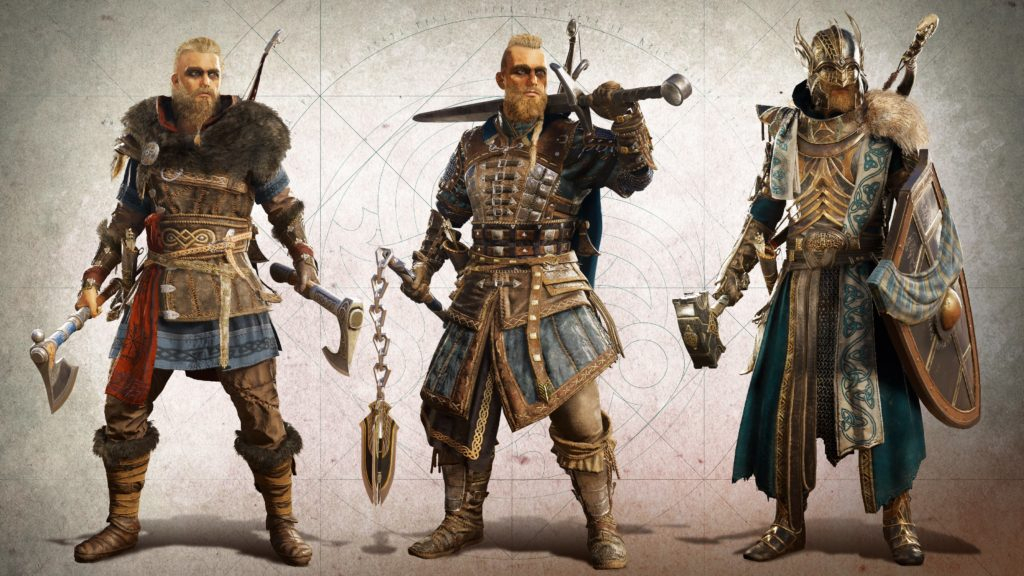 Eivor in Assassin's Creed Vikings