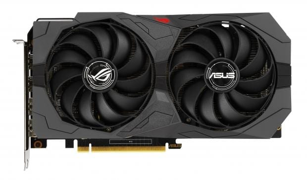 ASUS GTX 1650 with GDDR6