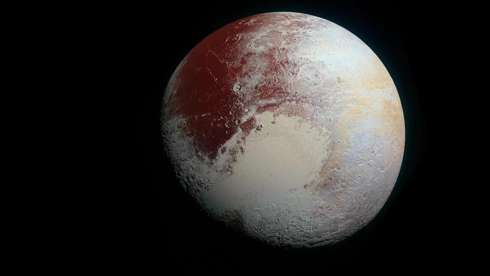 Pluto Might Have A Warm Sub-surface Ocean