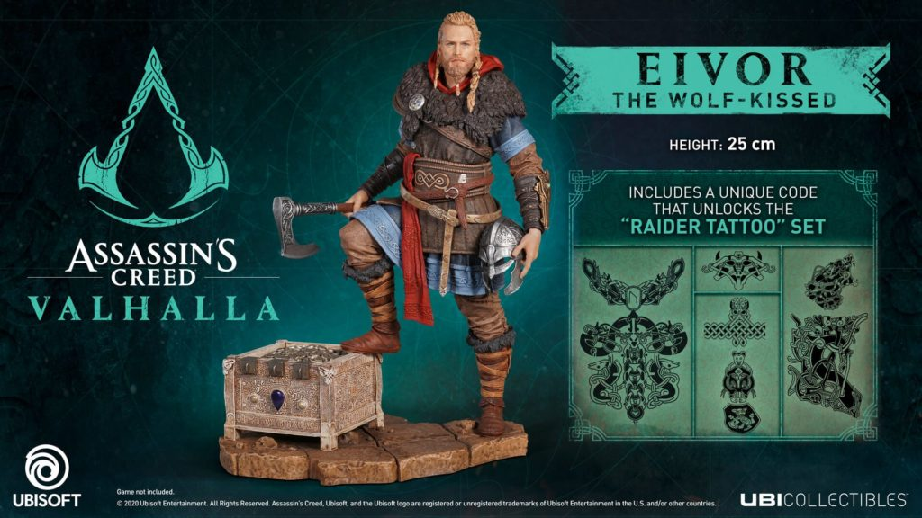 Assassin's Creed Valhalla Ubicollectibles Eivor