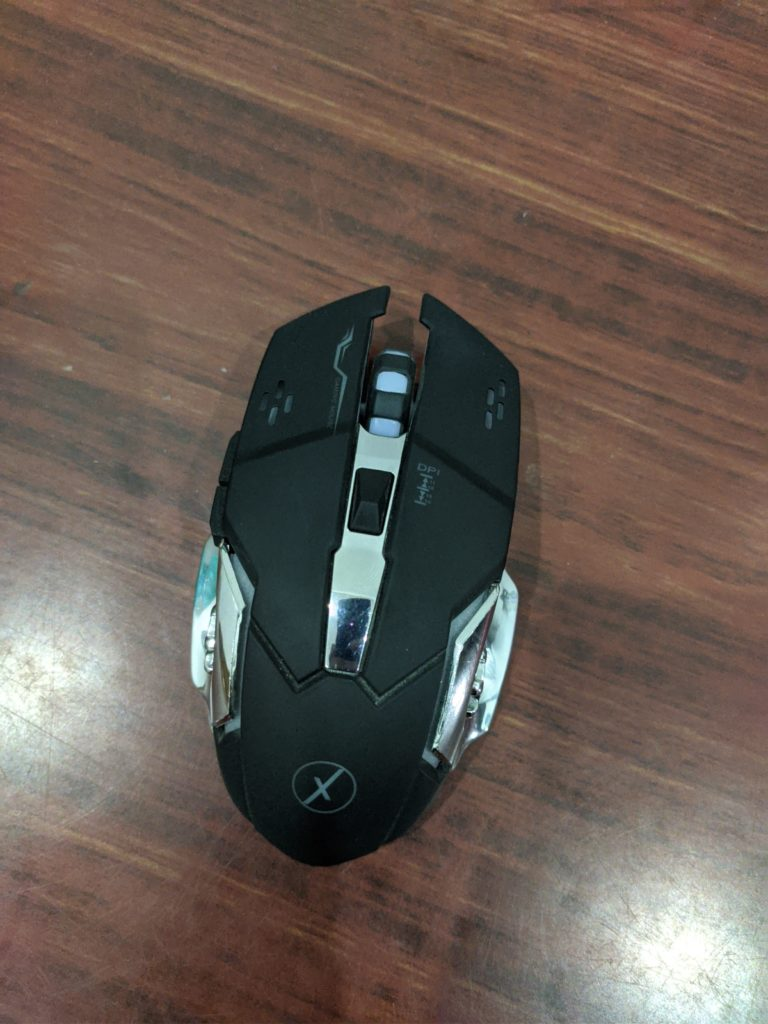 Xmate Zorro Pro Wireless Gaming Mouse
