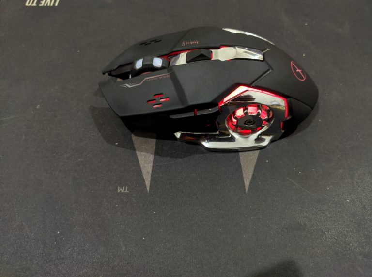Xmate Zorro Pro Wireless Gaming Mouse Review – Almost There