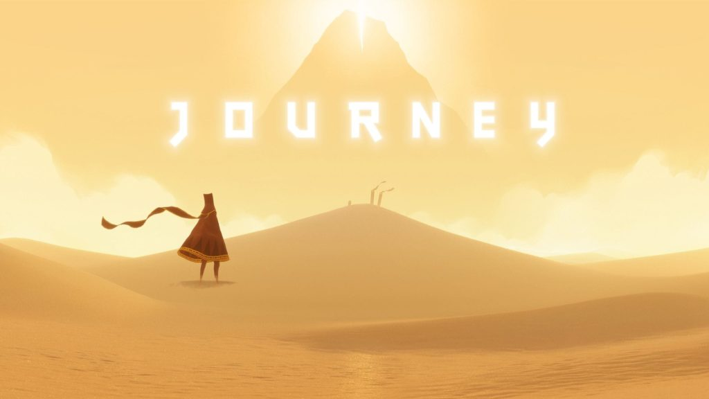Journey PS3-PS4 Exclusive