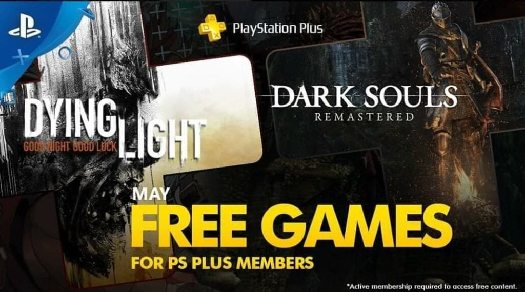 PS Plus 2020 Dark Souls Remastered
