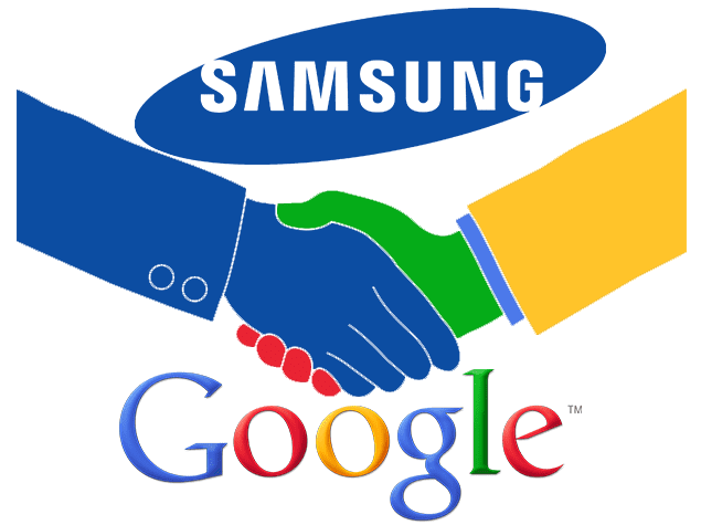 Samsung and Google Partner up