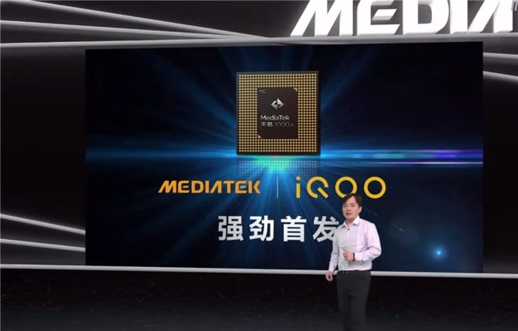 MediaTek Dimensity 1000+, New mobile SoC with 144Hz support