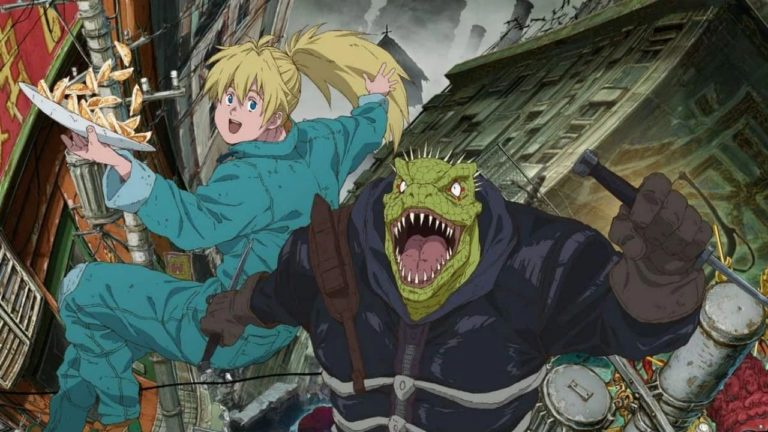 'Dorohedoro' Finally Makes its Way to Netflix US and Fans are Excited