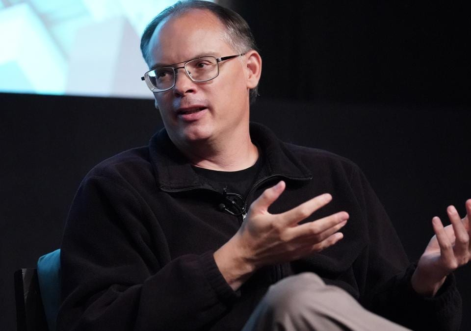 Epic Games CEO Tim Sweeney