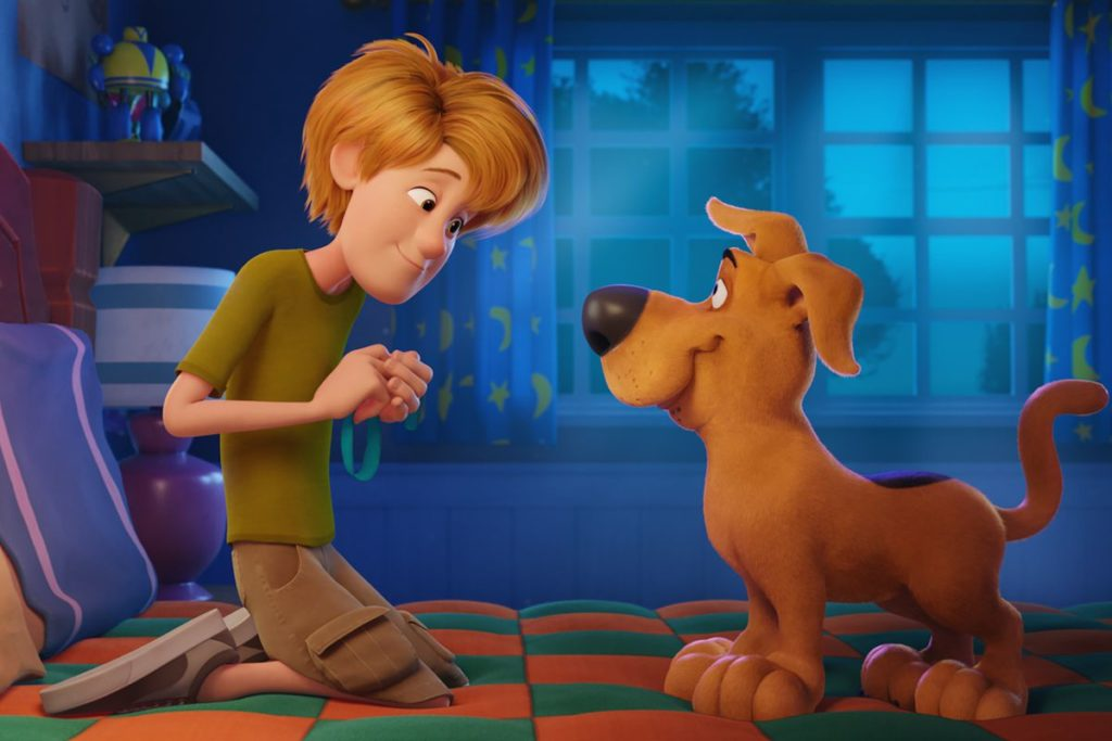 Shaggy and Sooby