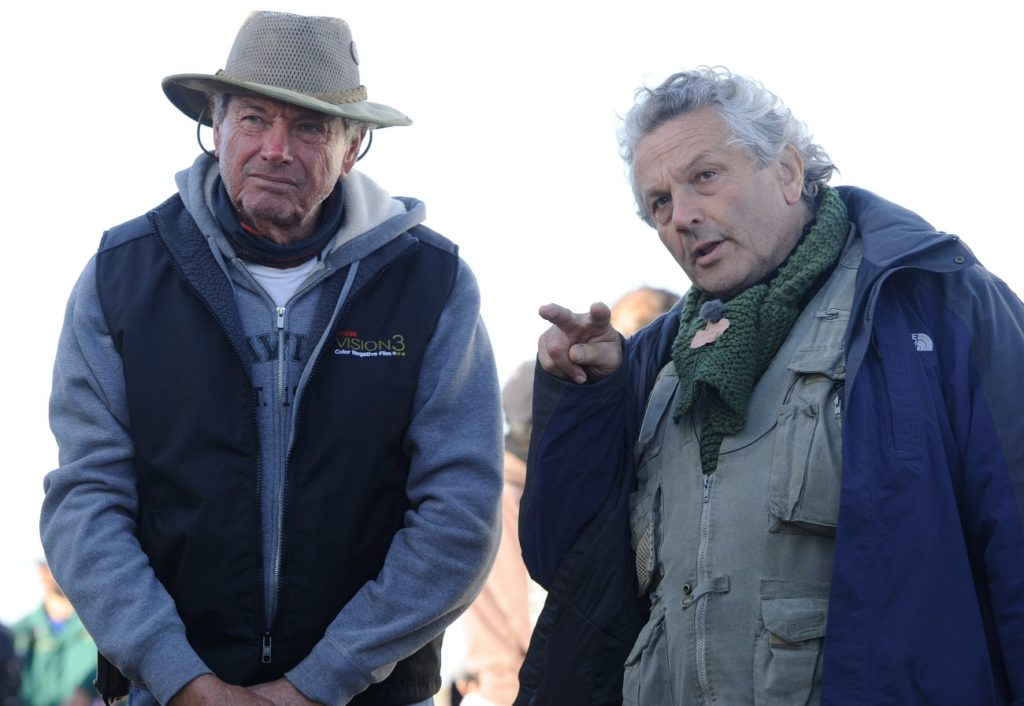 George Miller and John Seale