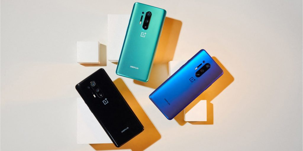 OnePlus 8 Pro 5G colors