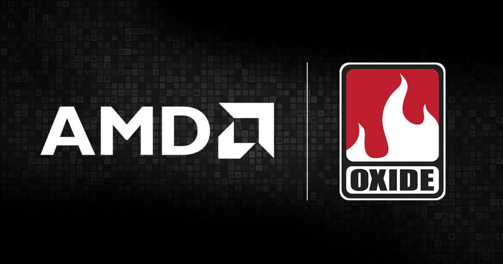 Oxide Partnership with AMD