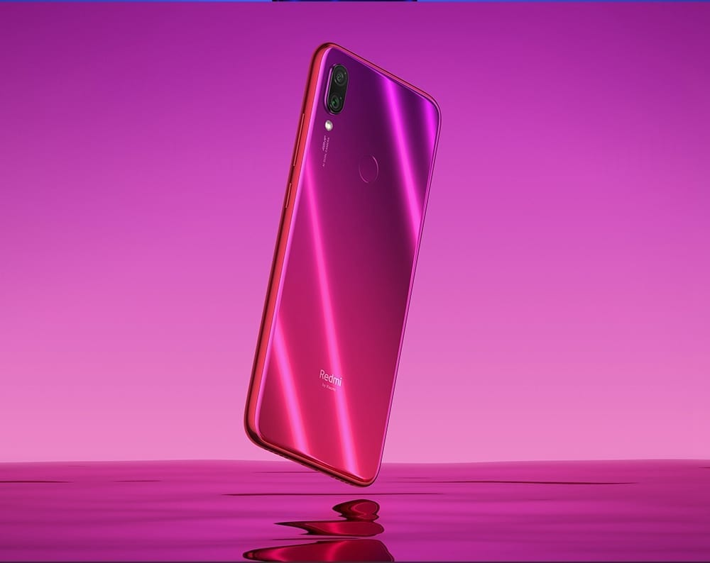 Redmi Note 7S Budget Phone